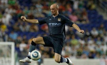 Manchester City trio of Cruz, Jo and Stephen Ireland close to transfers