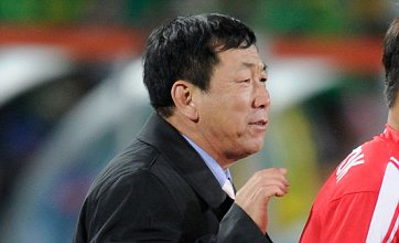 North Korea coach given hard labour after team's World Cup defeats