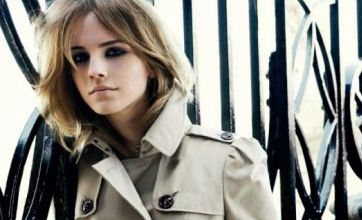 Emma Watson axed by Burberry for Rosie Huntington-Whiteley