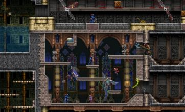 Games review: Castlevania: Harmony Of Despair sucks (and not just blood)