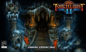 Torchlight II lights pre-Diablo III gloom