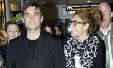 Robbie Williams sparks baby rumours with Ayda by 'building nursery'