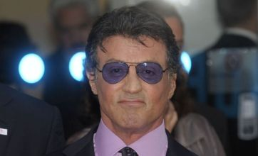 Sylvester Stallone 'is Britain's favourite action hero'