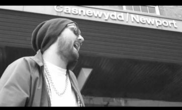 Goldie Lookin Chain mock Newport YouTube rap hit