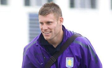 James Milner 'to make Man City transfer this week', Randy Lerner hints