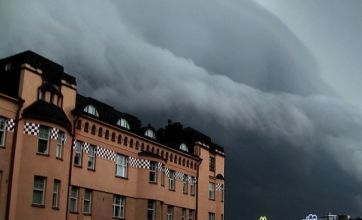 Heavy metal festival interrupted by powerful storm, injuring 40 people