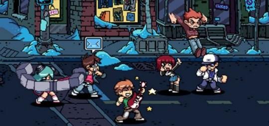 Scott Pilgrim Vs. The World: The Game (360) – love 'n' pixels