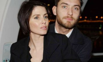 Sadie Frost admits self-harming as Jude Law marriage fell apart