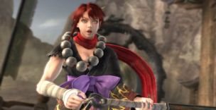 SoulCalibur IV - would you want to 'be' Kamikirimusi?