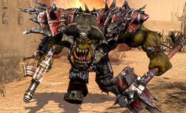 THQ confirms Warhammer 40,000: Dawn Of War III