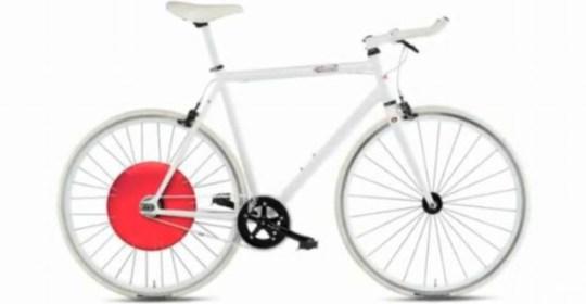 Revolutionary: The 'Copenhagen Wheel'