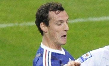 Sebastien Squillaci 'to join Arsenal' as Everton block Phil Jagielka transfer