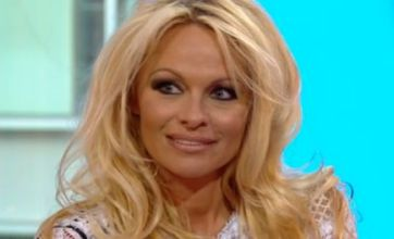 Pamela Anderson late for One Show – leaving studio in chaos