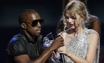 Kanye West and Taylor Swift to reunite at MTV awards?