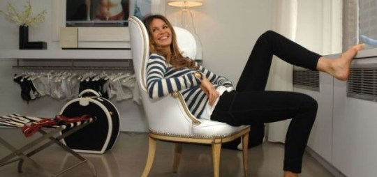 Critical: Britain's Next Top Model host Elle Macpherson