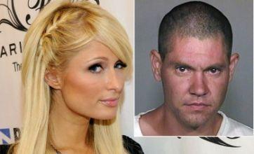 Paris Hilton's knife intruder's mug shot released