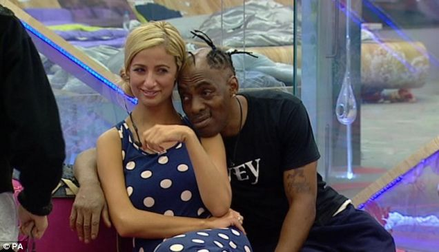 Chantelle and Coolio