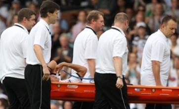 Bobby Zamora breaks leg as Fulham fight back to beat Wolves