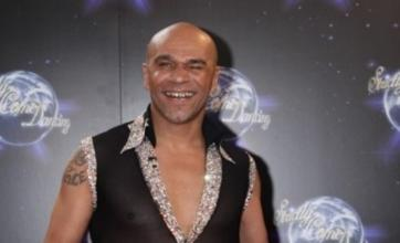 Goldie: Strictly Come Dancing has turned me into Pinocchio