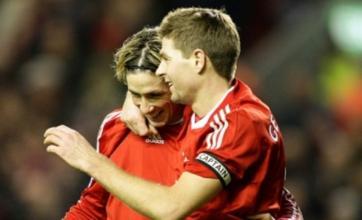 Manchester United v Liverpool key battles: Vidic v Torres, Scholes v Gerrard, Berbatov v Carragher