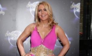 Strictly Come Dancing's Patsy Kensit is 'very critical'