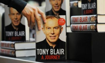 Tony Blair rivals blast 'self-pitying' tone of his book