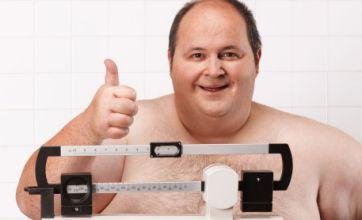 Fat men last longer in bed