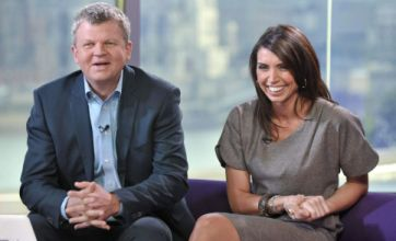 Daybreak: Twitter reaction to Adrian Chiles and Christine Bleakley's new ITV show