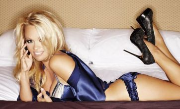 Pamela Anderson to film 'bedroom scene' with Nokia competition winner