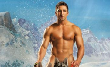 Gavin Henson's naked 'North Pole' photo shoot reveals St Tropez tan