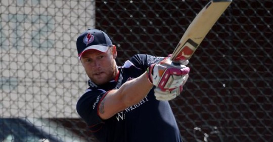 Net loss: Andrew Flintoff has hit out after the cricket match-fixing scandal