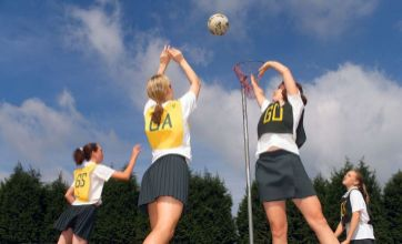 Oldest netball team have an average age of 90