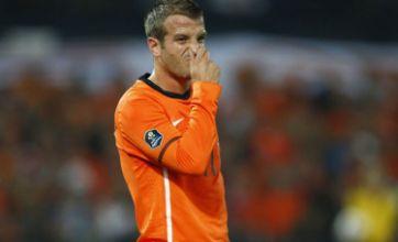 Spurs' Rafael van der Vaart 'despondent' days before debut