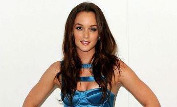 Gossip Girl Leighton Meester flashes her belly button: Dare to wear?