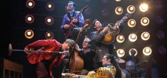 Million Dollar Quartet: Producers want a British Elvis Presley (PA Wire)