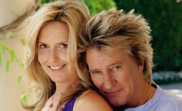 Rod Stewart and Penny Lancaster open up about turning to IVF
