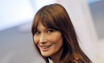 Carla Bruni paid £125 to star in Woody Allen film
