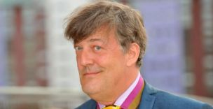 Stephen Fry: there's an app for him