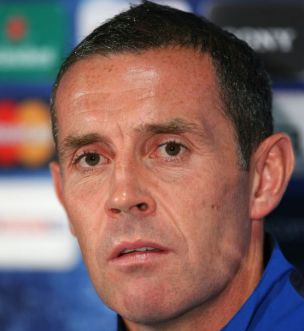 Rangers captain David Weir: warns against winding up Wayne Rooney