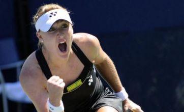 Elena Baltacha into world rankings top 50