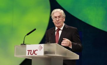 Mervyn King admits banking bailout was 'unfair' at TUC conference