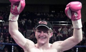 Ricky Hatton faces police probe over cocaine allegations