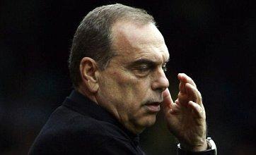 Avram Grant to miss West Ham v Stoke for Yom Kippur