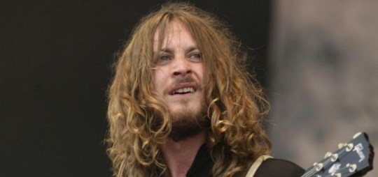 On trial: Dave McCabe shot to fame as front man of hit indie band The Zutons