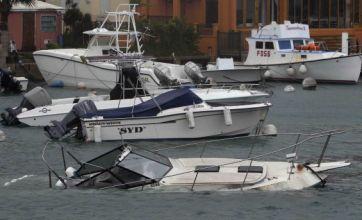 Bermuda survives Hurricane Igor's fury