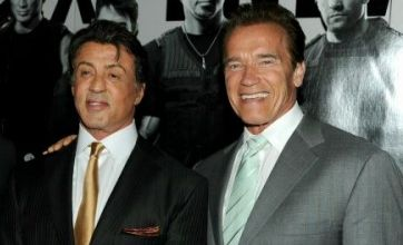 Sylvester Stallone beats Arnie to Ultimate Action Hero