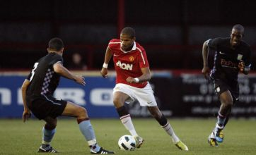 Manchester United's Bebe: 'I am going to be brilliant'