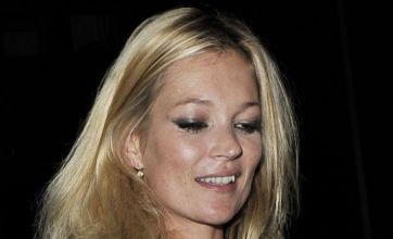Kate Moss insists she's no diva at Longchamp's LFW party