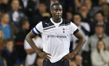 Spurs' Sebastien Bassong looking to future after Carling Cup defeat