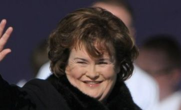 Susan Boyle gets her Perfect Day after Lou Reed cover makes it onto album